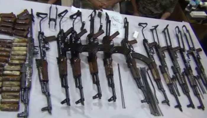Munger AK-47 case linked to Hazaribagh