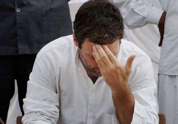 Rahul Gandhi may lose election in Amethi