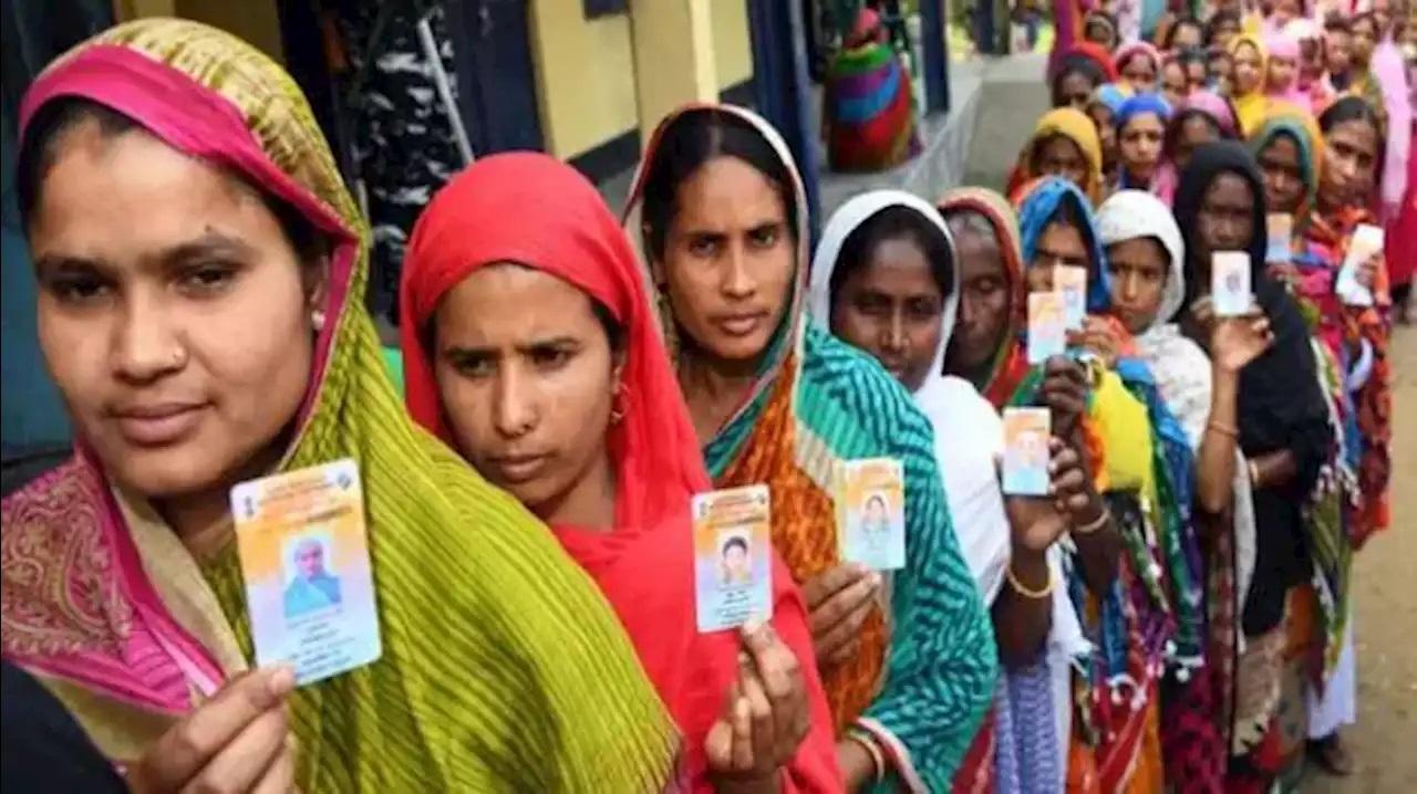 According to Anthro.ai, in the sixth round, BJP will get zero from Uttar Pradesh