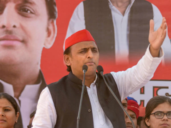 Akhilesh says: The country will never forgive the people who give the ticket to Pragya