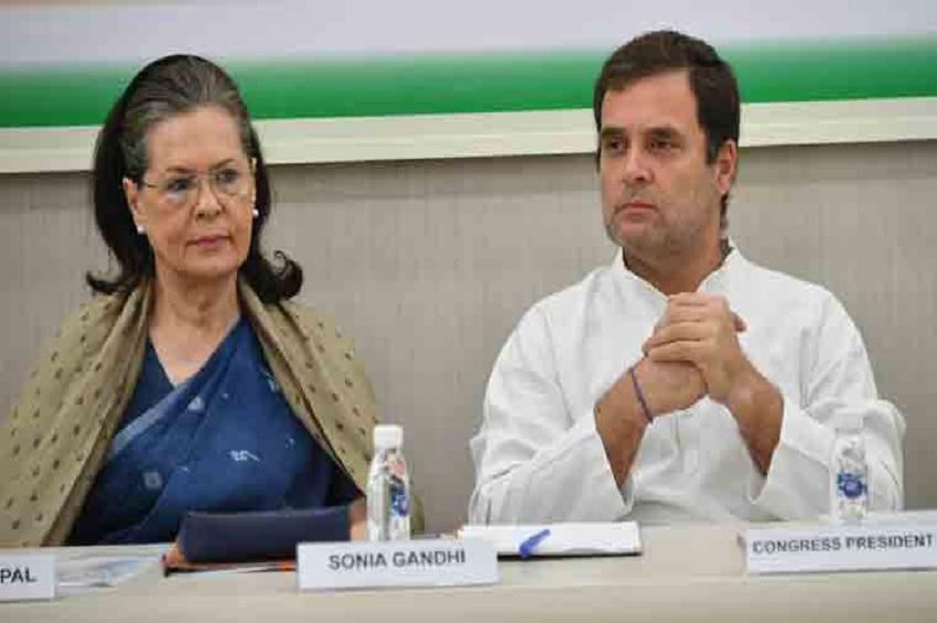 बड़े नेताओं से राहुल नाराज नहीं?