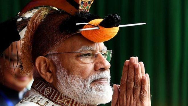 प्रधानमंत्री नरेंद्र मोदी क्या पूर्वोत्तर में अपने ही एजेंडे में फंस गए?