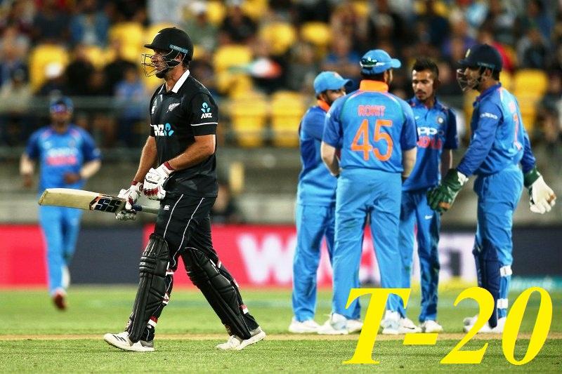 न्यूजीलैंड के खिलाफ तीसरा टी20 मैच आज