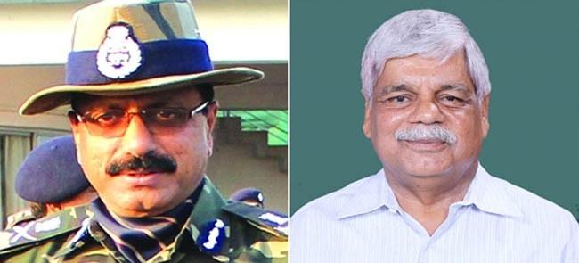 झारखंड में खाकी वर्दी वाले हुए राजनेता