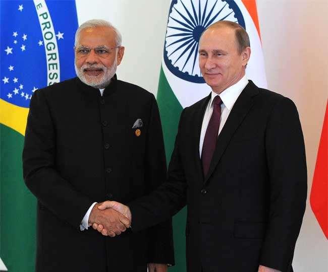 प्रधानमंत्री मोदी को रूस ने सर्वोच्च सम्मान से नवाजा