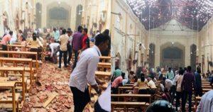 8 arrested for serial blasts in Sri Lanka