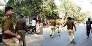 कश्मीर में पत्थरबाजी-बंगाल में बवाल कुछ ऐसा रहा मतदान