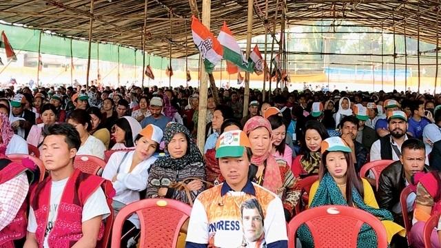 असम में एससी-एसटी और मुस्लिम कांग्रेस के पक्ष में, बीजेपी की हवा पंचर