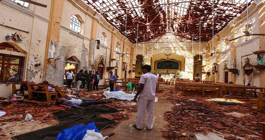 ISIS ने ली श्रीलंका में हुए आत्मघाती हमलों की जिम्मेदारी