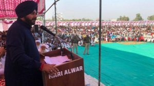 Muslim voters unite to vote if Modi wipes out: Sidhu