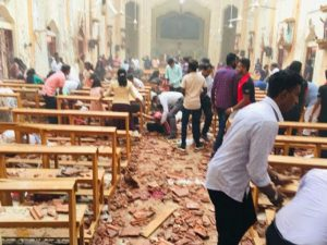 Sri Lanka serial blasts: four Karnataka JDS leaders die