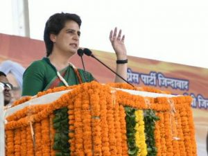 Priyanka's speech- Modi is like euphemism like Duryodhana