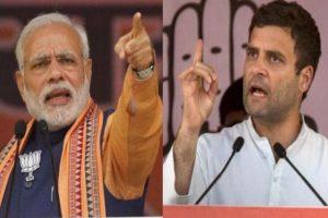 PM Modi and Rahul Gandhi's election rally in Himachal Pradesh today