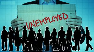 According to the survey, unemployment issues have not affected people
