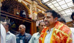 Mumba Devi temple went to Vadra, people saw Modi-Modi slogans