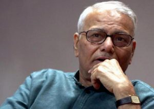 Yashwant remained silent for son and BJP forbidden for others