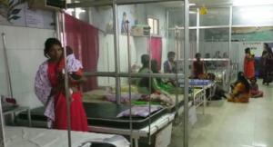 कलेक्टर ने अपने कमरे के AC बच्चों के अस्पताल में लगवाए