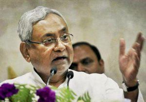CM नीतीश ने कब्रिस्तान पर दी बड़ी जानकारी
